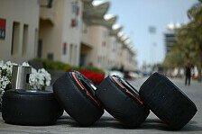Formel 1 - Pirelli hofft auf Wintertestfahrten in der Wüste