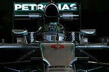 Formel 1 - Mercedes-Kraftakt: Ganze Nacht durchgeackert
