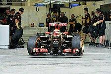 Formel 1 - Pastor Maldonado: Großes Vertrauen in Renault