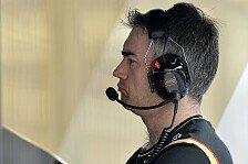 Formel 1 - Nick Chester - Silverstone-Frust abgeschüttelt