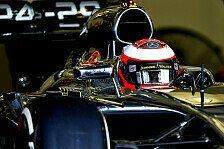 Formel 1 - Magnussen: Tests nur mit Launch-Spec