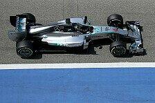 Formel 1 - Mercedes Vorschau: Australien GP
