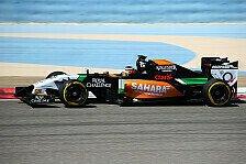 Formel 1 - Nico Hülkenberg will Pech abschütteln