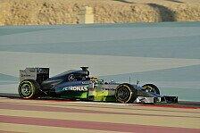 Formel 1 - Bahrain II, Tag 4: Hamilton fährt Bestzeit