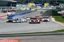 Mehr Sportwagen - Asian LMS: 2015 nur drei Rennen