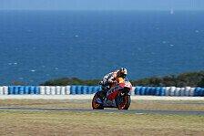 Der Zeitplan für den Australien-GP auf Phillip Island