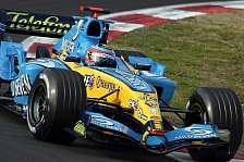 Formel 1 - Testing Time, Tag 4: Alonso kratzt am Rundenrekord