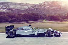 Formel 1 - Williams: Zurück zur Siegermentalität