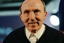 Formel 1 - Bilderserie: Happy Birthday, Sir Frank Williams!