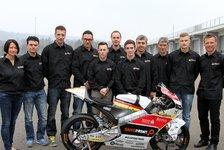 Moto3 - Racing Team Germany verfolgt ehrgeizige Ziele