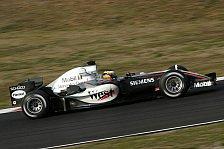 Formel 1 - McLaren reist zuversichtlich nach Melbourne