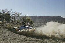 WRC - Tag zwei in Mexiko für Mikkelsen beendet