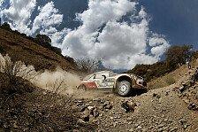 WRC - Östbergs Ziel: Endlich richtiger Portugal-Sieg