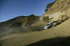 WRC - Mexiko: Ogier baut Führung aus