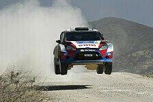WRC - Kubica: Zweiter Überschlag beendet die Rallye