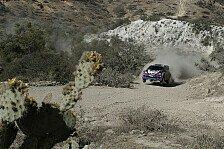 WRC - Mexiko: Kubica und Mikkelsen überschlagen sich