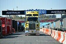 Formel 1 - Bilder: Australien GP - Vorbereitungen