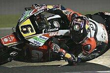 MotoGP - Bradl crasht gleich zwei Mal