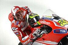 MotoGP - Dovizioso: Ich bin Profi