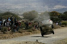 WRC - Mikkelsen beschreibt den perfekten Flug