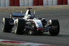 Formel 1 - 1. Freies Training: De la Rosa vor deutsch-österreichischem Trio