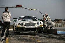 Blancpain GT Serien - Camaro gut aufgestellt