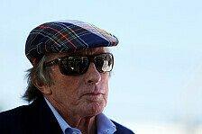 Formel 1 - Stewart sieht Bianchi-Unfall als Warnschuss