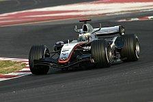 Formel 1 - Testing Time, Tag 2: De la Rosa setzt Höhenflug fort