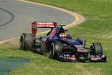 Formel 1 - Australien GP - Der Freitag im Live-Ticker