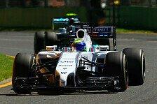 Formel 1 - Longrun-Analyse: Williams hat Reserven