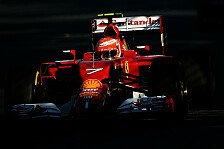 Formel 1 - Ferrari: Baustelle Bremse