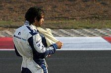 Formel 1 - Antonio Pizzonia: Ich will Rennen fahren!