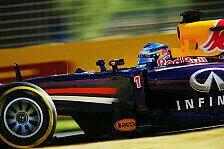 Formel 1 - Vettel: Motor legt den Champion lahm