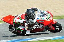 Moto3 - Grünwald und Ramos debütieren