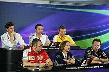 Formel 1 - FOTA-Aus: Teams geteilter Meinung