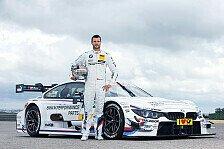 DTM - Tomczyk: Vorfreude auf die neue Saison