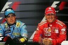 Formel 1 - Todt: Schumacher hat mehr bewirkt als Alonso