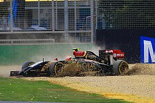 Formel 1 - Fan-Kritik lässt Maldonado kalt