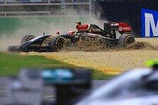 Formel 1 - Pannenteam Lotus: Der Horror geht weiter
