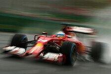 Formel 1 - Alonso: Bremsen sicher nicht unser Hauptproblem