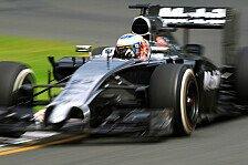 Formel 1 - Button: Regen top & gelbe Flaggen flop