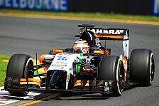 Formel 1 - Hülkenberg: Es wird ein Hammer-Rennen