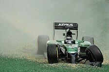 Formel 1 - Ausverkauf! Caterham vor endgültigem Untergang