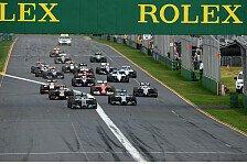 Formel 1 - Australien GP - Der Rennsonntag im Live-Ticker