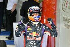 Formel 1 - Ricciardo nach Platz zwei sprachlos