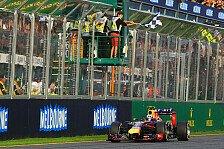Formel 1 - Horner: Einspruch gegen Ricciardo-Strafe