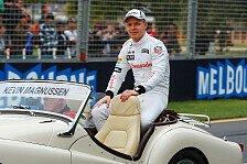 Formel 1 - Welches Potenzial steckt in Magnussen?