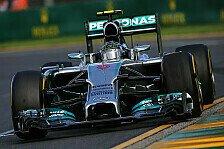 Formel 1 - Rosberg: Schnellstes Auto, erster Titel?