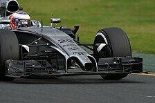 Formel 1 - Button: Überholen jetzt noch schwieriger