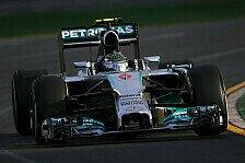 Formel 1 - Rosberg: Sieg einfach nur fantastisch